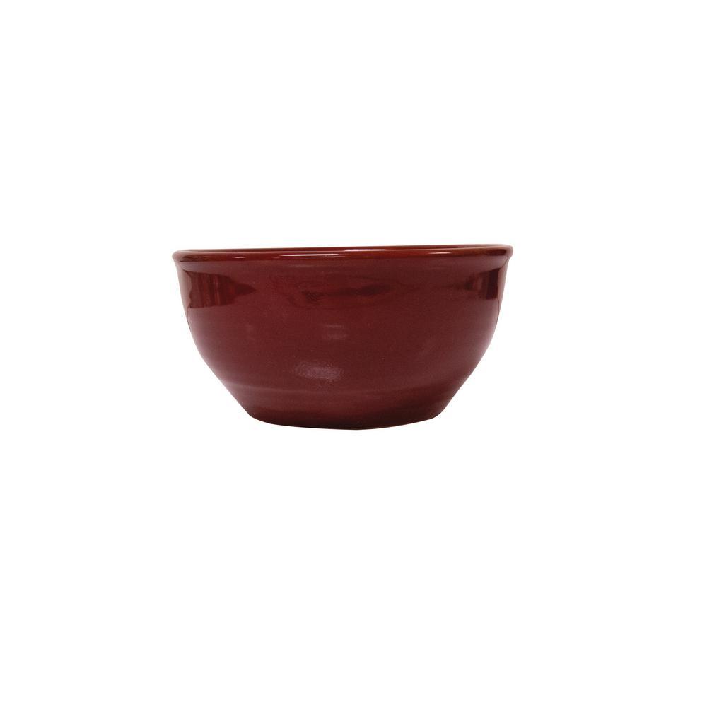 Aspen Red Bowl (Set of 4)