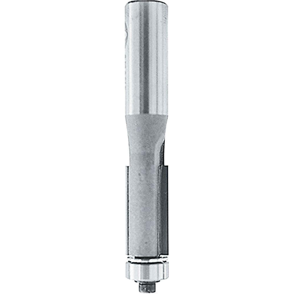 Makita 1/2 in. x 2 in. Carbide-Tipped 2-Flute Flush Router Bit with 1/2 in. Shank