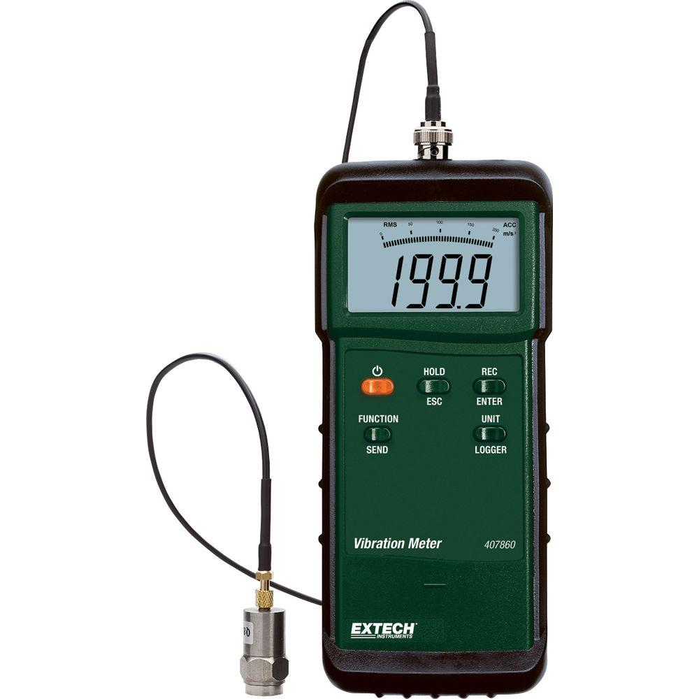 Extech Instruments Heavy Duty Vibration Meter