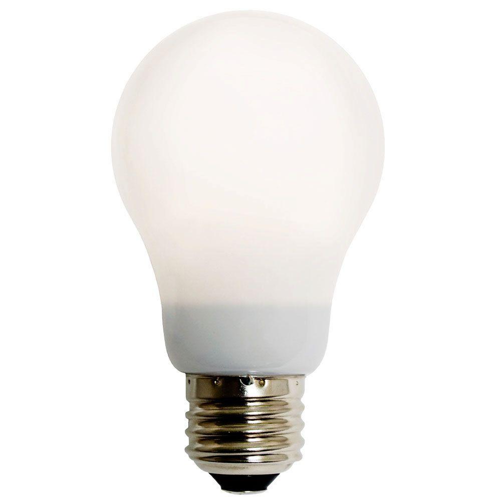 Meilo 25W Equivalent Soft. White A19 EVO360 LED Light Bulb 60D