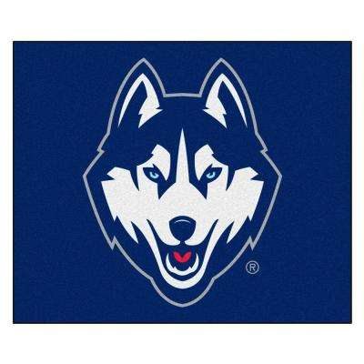 University of Connecticut 5 ft. x 6 ft. Tailgater Rug