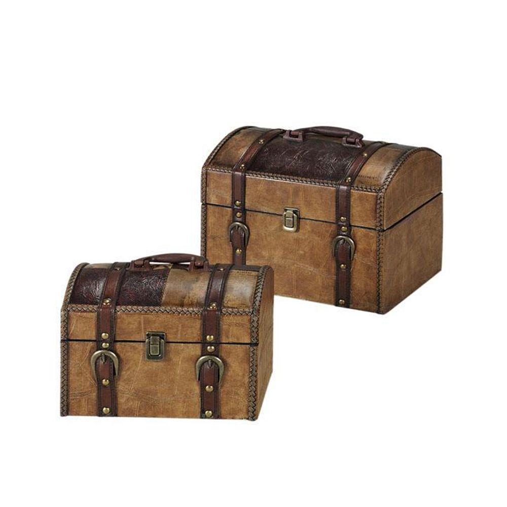 Home Decorators Collection Trunks (Set of 2)