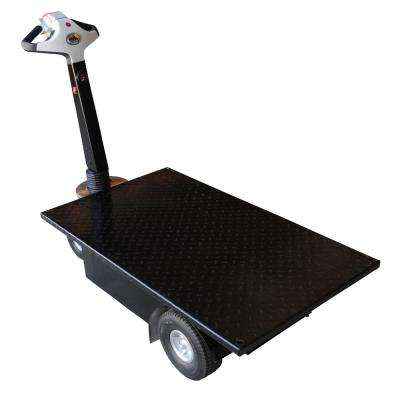 750 lb. Capacity Traction Drive Cart Platform
