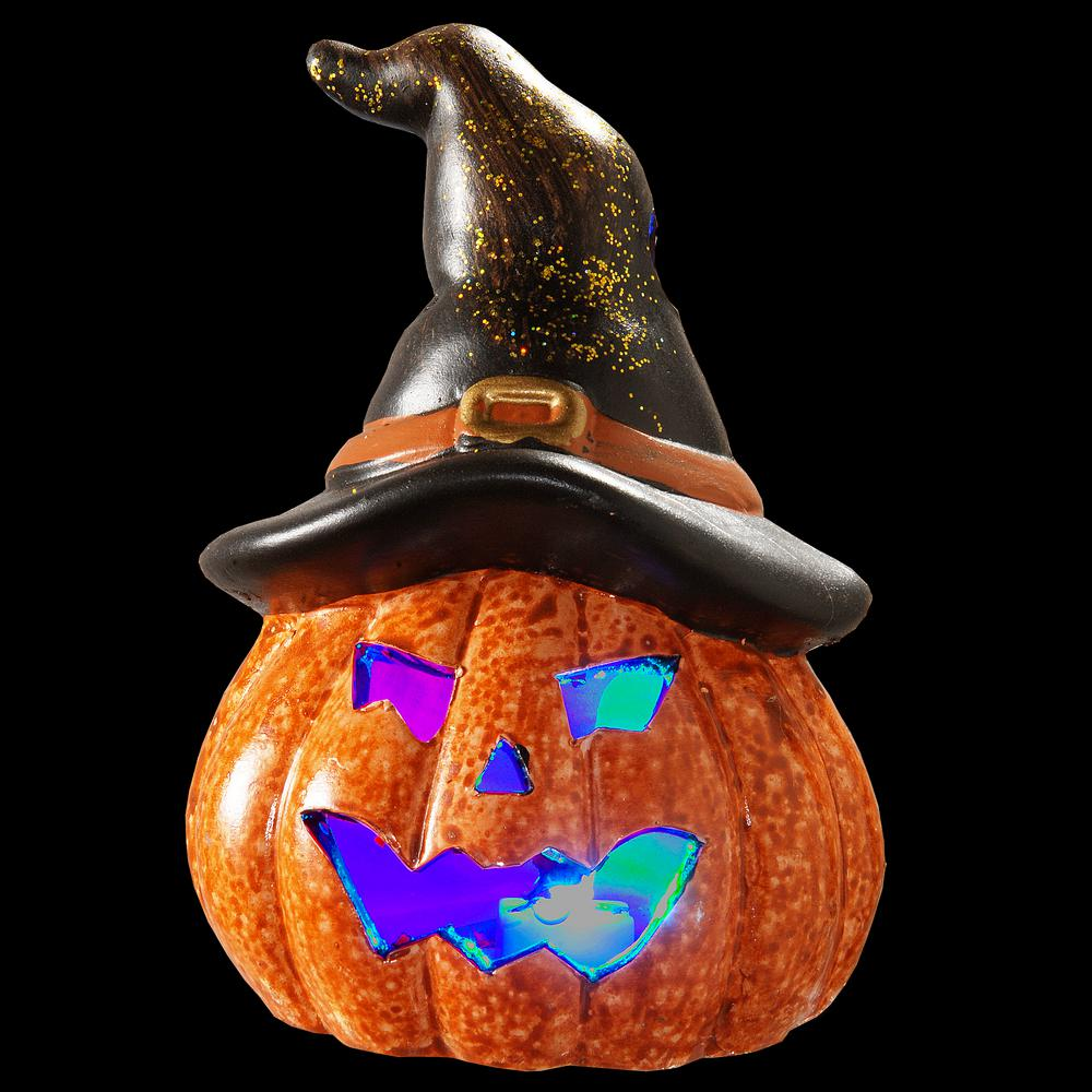 National Tree Company 5 In Lighted Jack O Lantern