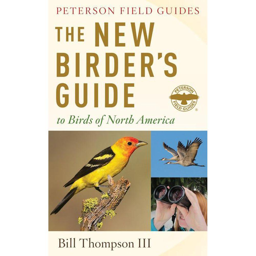 null The New Birder's Guide to Birds of North America