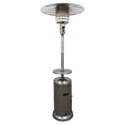 48,000 BTU Stainless Steel Gas Patio Heater