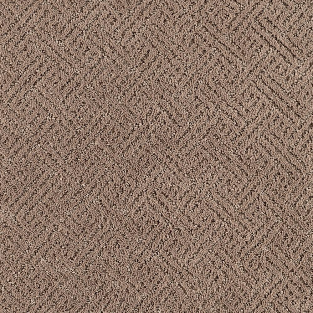 Home Decorators Collection Sonoma - Color Reclaimed Wood 12 ft. Carpet