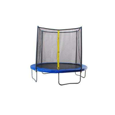 8 ft. Trampoline with Enclosure Net