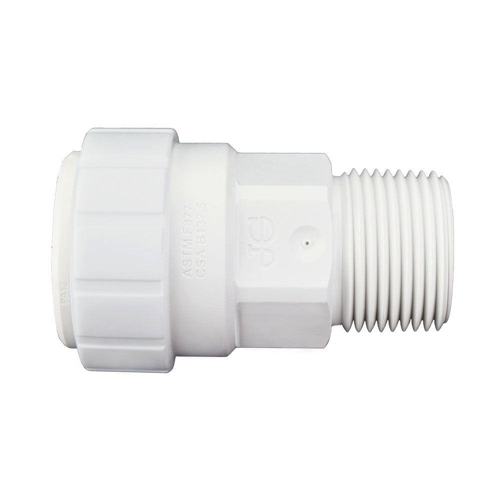 Home Depot Design Connect Online: JG Speedfit 3/4 In. X 3/4 In. Plastic Push-to-Connect Male