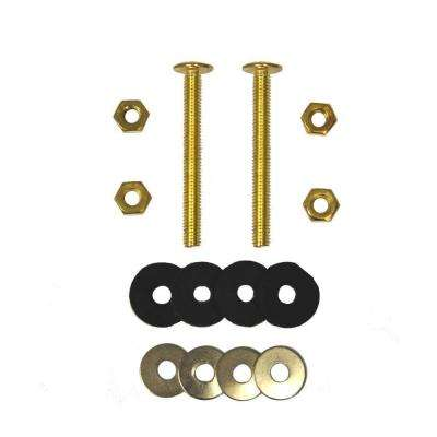 Toilet Tank to Bowl Gasket Kit
