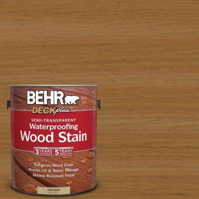 1 gal. #ST-146 Cedar Semi-Transparent Waterproofing Exterior Wood Stain