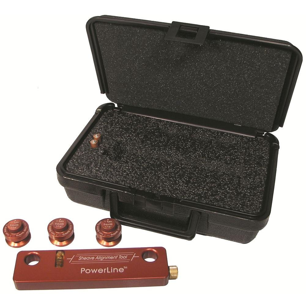 Johnson Red Magnetic Sheave Alignment Kit