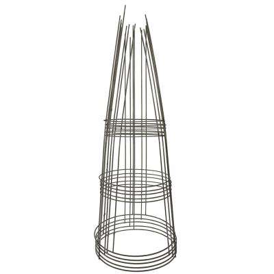 42 in. Galvanized Tomato Cage (5-Pack)