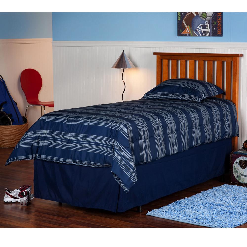 Fashion Bed Group Belmont Maple Queen Wooden Headboard