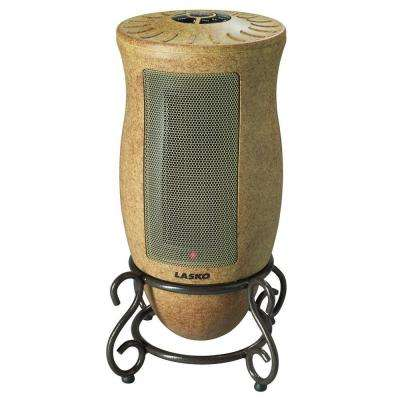 Designer Series 1500-Watt Ceramic Electric Portable Heater