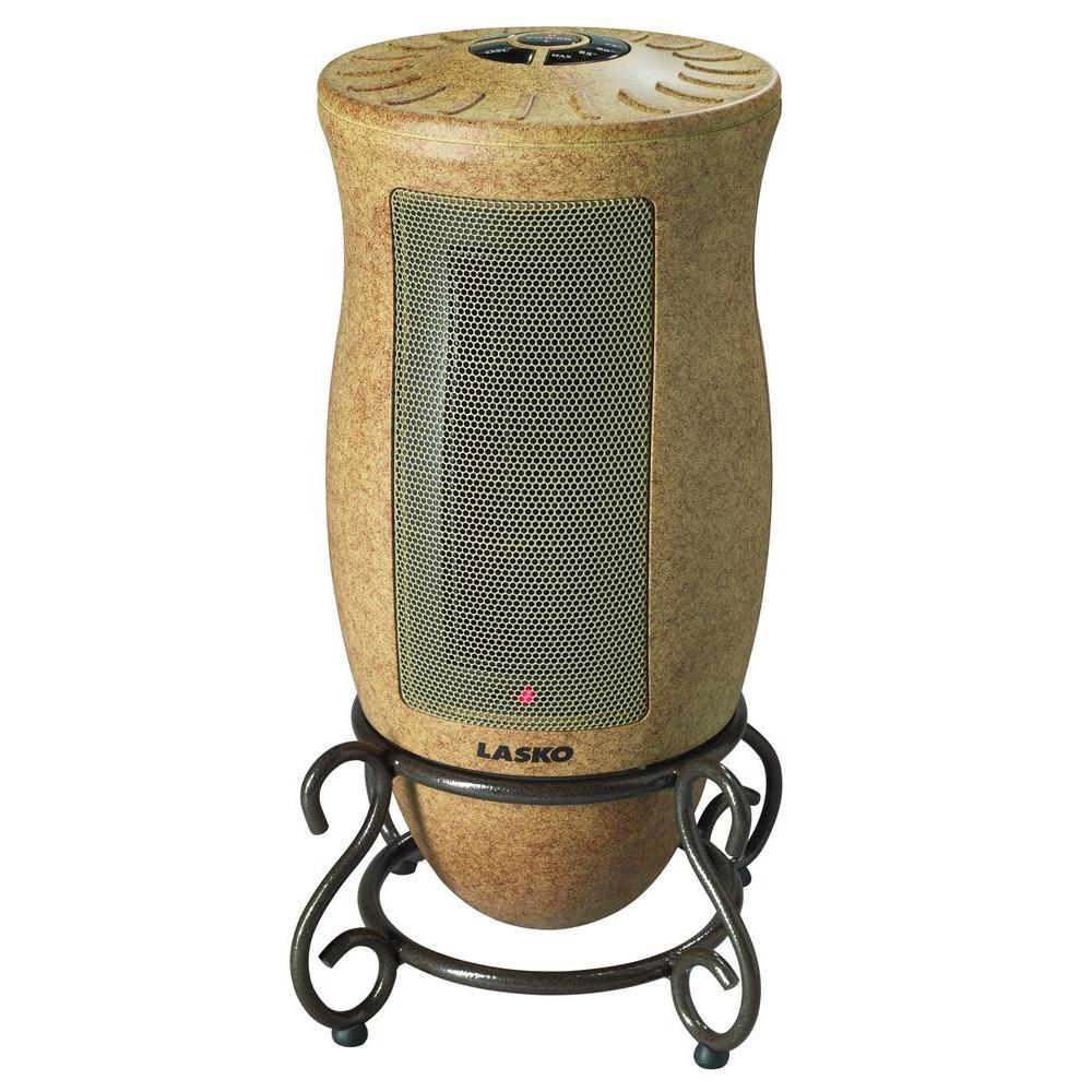 Designer Series 1500-Watt Electric Ceramic Oscillating Space Heater