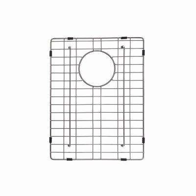 Stainless Steel Bottom Grid for KHF203-33 Right Bowl 33in. Farmhouse Kitchen Sink, 11 1/4in. x 15 11/16in. x 1 3/8in.