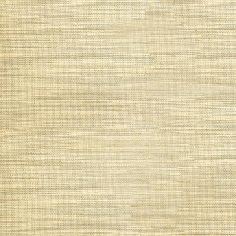 Kenneth James Zenyu Khaki Grasscloth Wallpaper