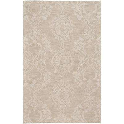 Edna Beige 9 ft. x 12 ft. Area Rug