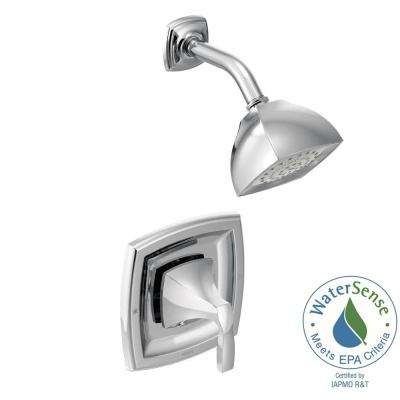 Voss 1-Handle Posi-Temp Shower Trim Kit in Chrome (Valve Not Included)