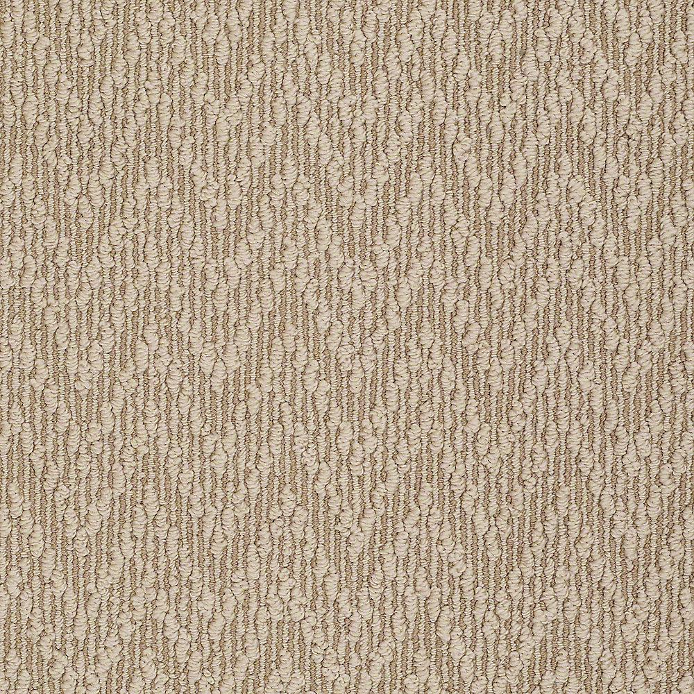 Platinum plus carpet sample uptown in color antelope 8 Antelope pattern carpet
