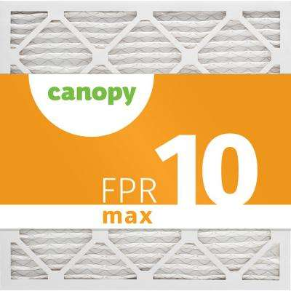 20 in. x 20 in. x 1 in. FPR 10 Air Filter (6-Pack)