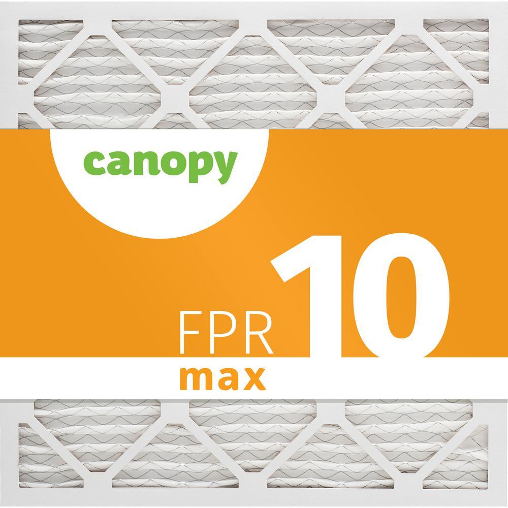 16 in. x 16 in. x 1 in. FPR 10 Air Filter (6-Pack)