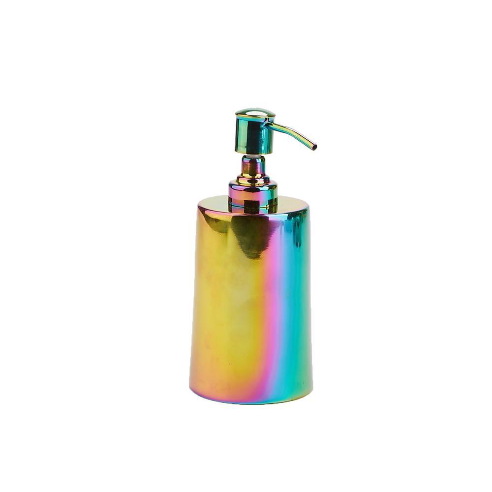 Mind Reader Counter Top Liquid Soap Dispenser 16 oz. in Assorted Color