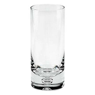 13 oz. Galaxy Mouth Blown Lead Free Crystal Hiball Glass (4-Piece Set)