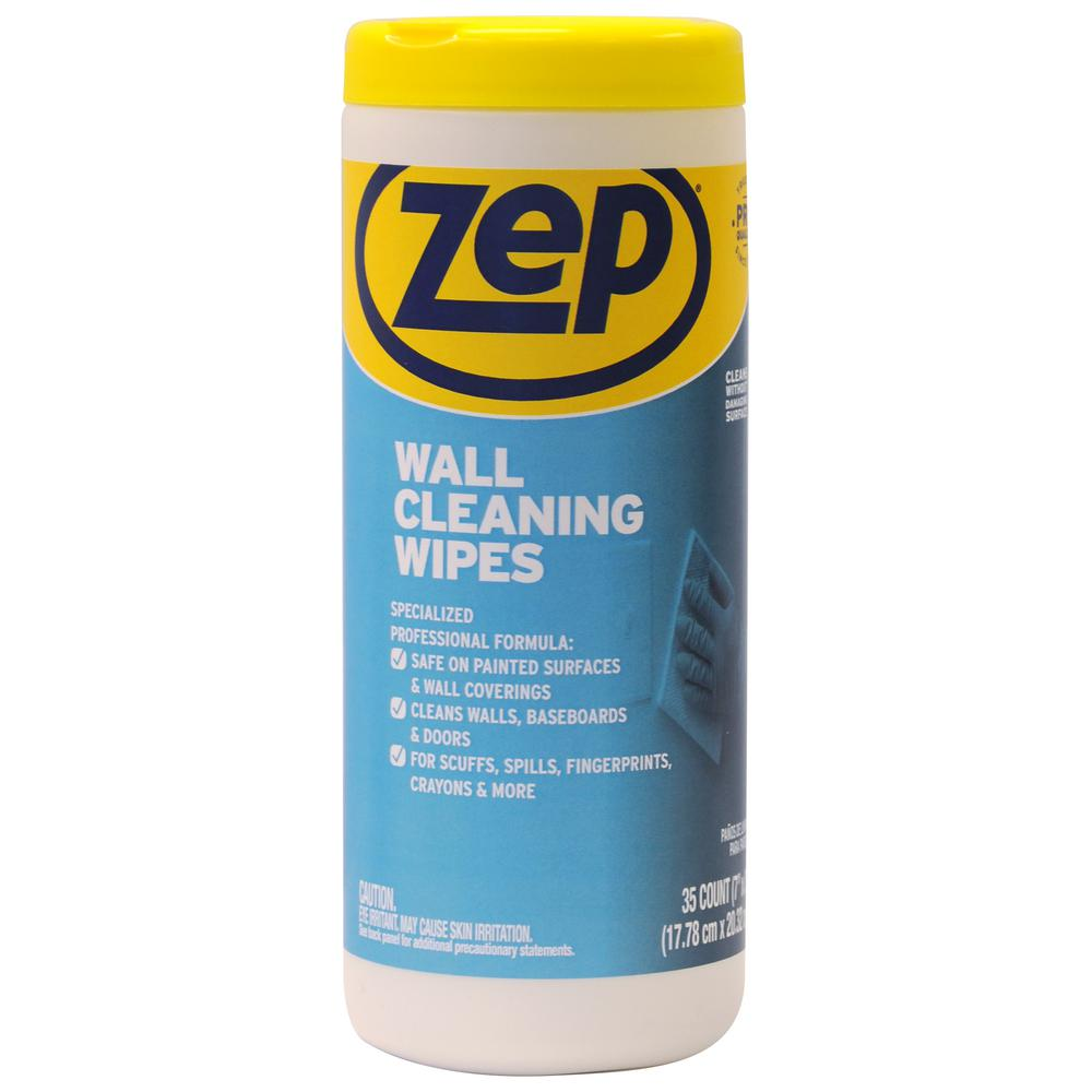 ZEP Wall Cleaning Wipes