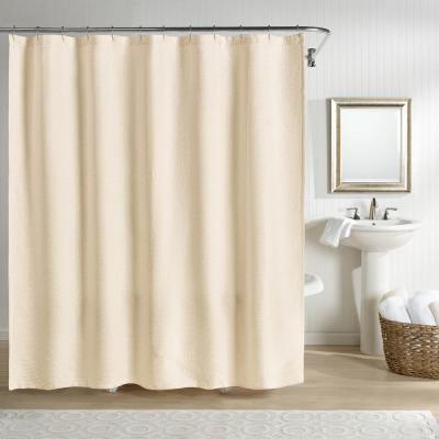 Sunset Shower Curtain Ivory