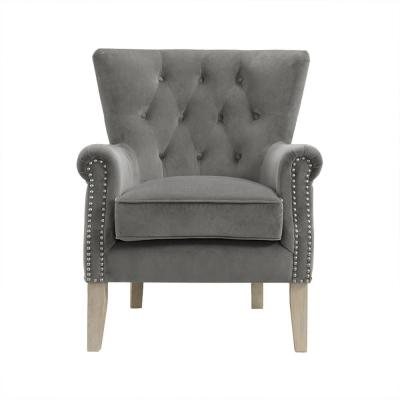 Tilda Gray Accent Chair