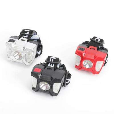 80 Lumens LED Headlights (3-Pack)