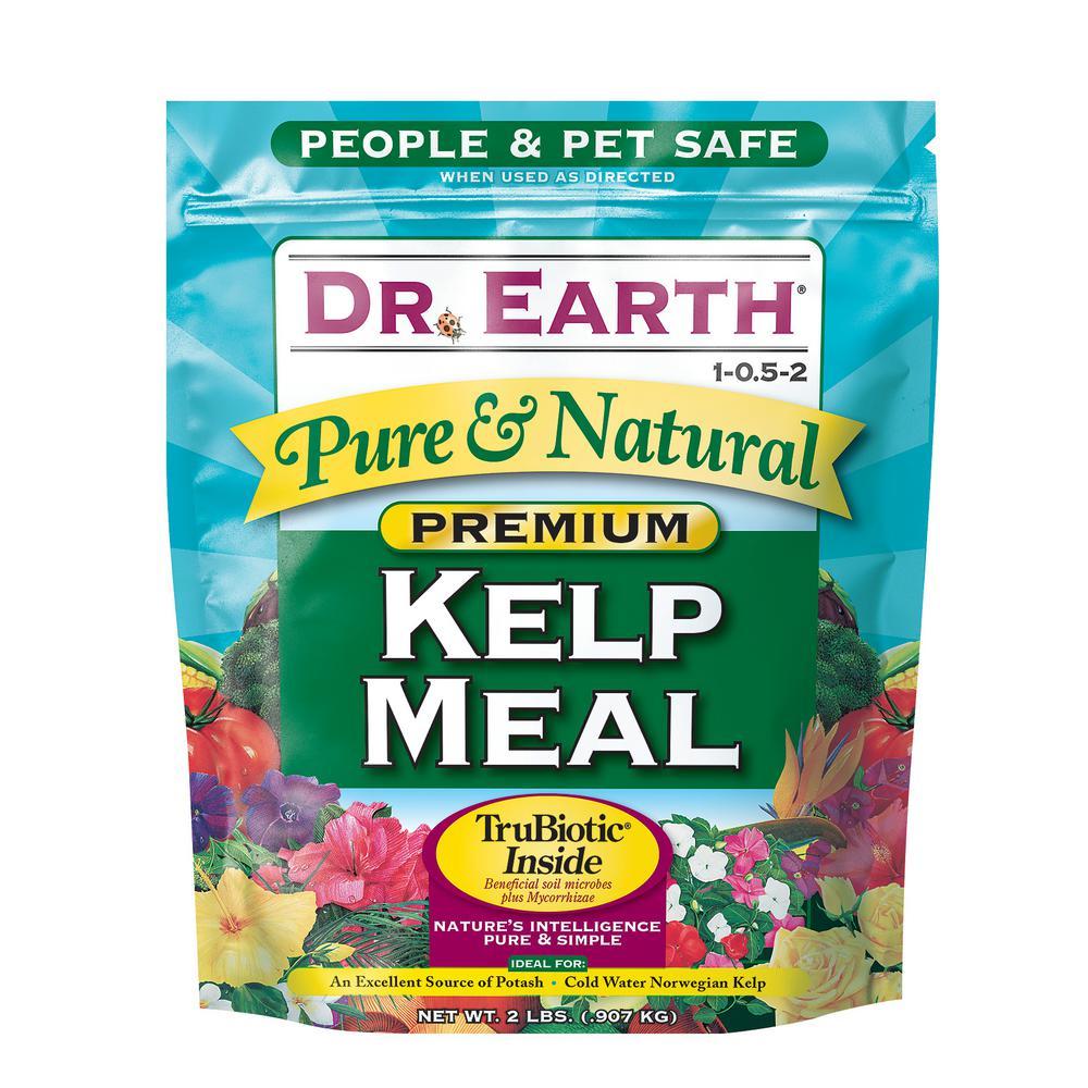 2 lb. Premium Kelp Meal