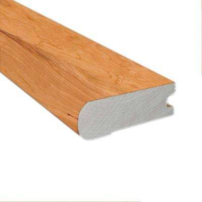 American Cherry Natural 0.81 in. Thick x 2-3/4 in. Wide x 78 in. Length Flush-Mount Stair Nose Molding