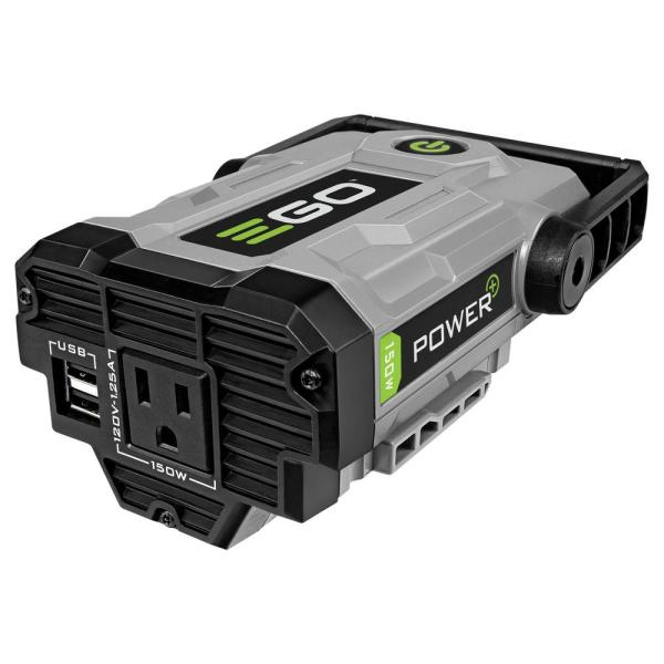 EGO 150-Watt Nexus Escape Battery-Powered Inverter Generator, Powered by EGO Batteries Only (Tool Only)