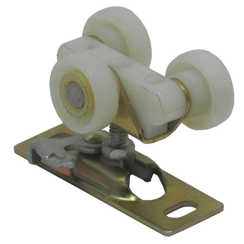 1 in. Tri-Wheel Pocket Door Roller