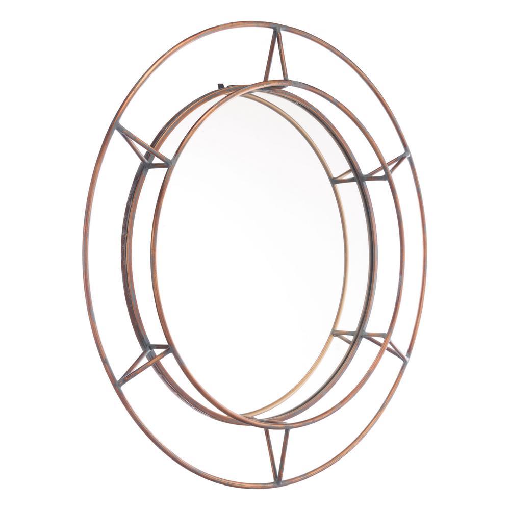 Uno Antique Wall Mirror