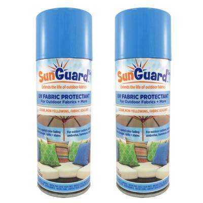 SunGuard Fabric UV Protectant and Sealant (2-Pack)