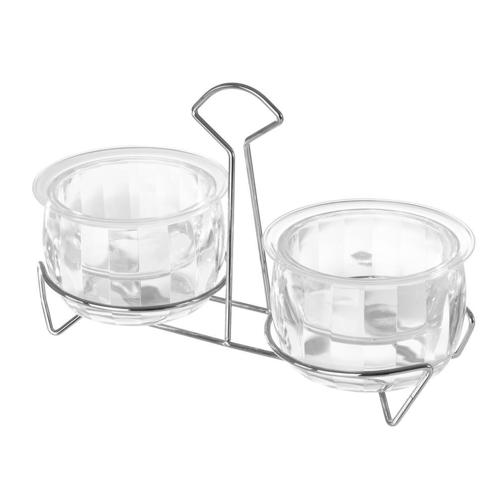 Cold Dip Serving Bowls (2-Pack)
