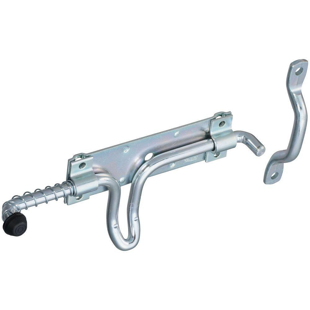 National Hardware Zinc-Plated Stall/Gate Latch-DISCONTINUED