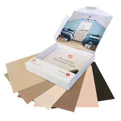 WARM NEUTRALS 12x12 PEEL & STICK PAINT SAM