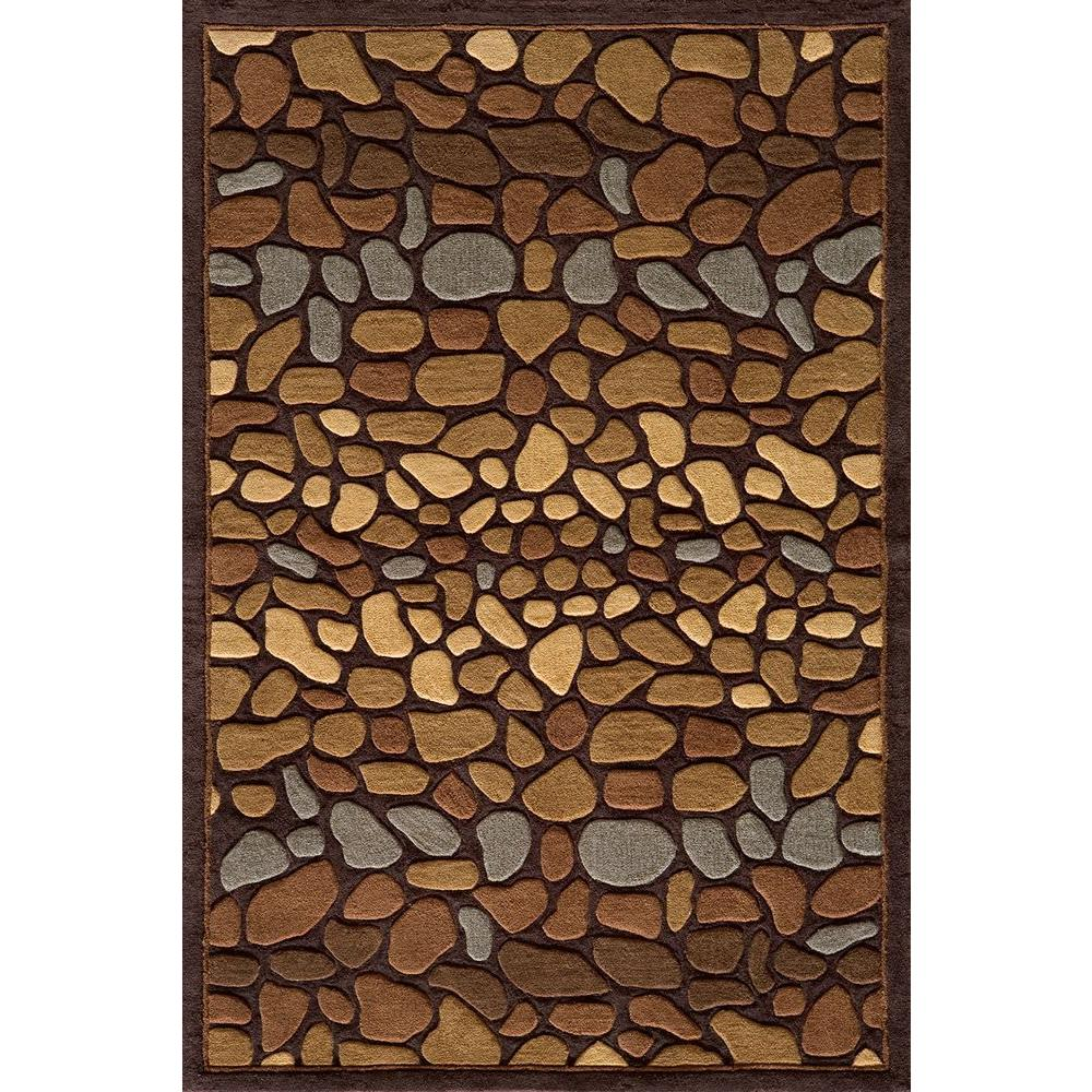 Ibiza Collection Multi 5 ft. x 7 ft. 6 in. Indoor