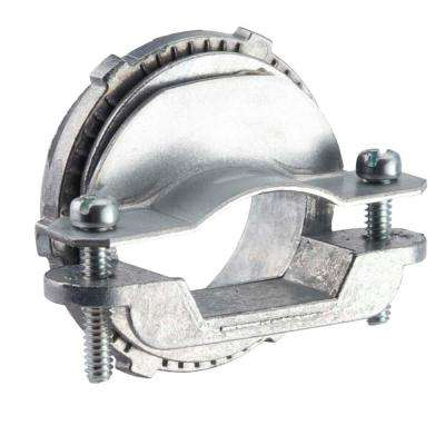 1-1/2 in. Service Entrance (SE) Clamp Connector - Zinc