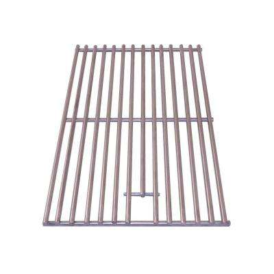 18.82 in. x 11.18 in.  Stainless Steel Cooking Grid