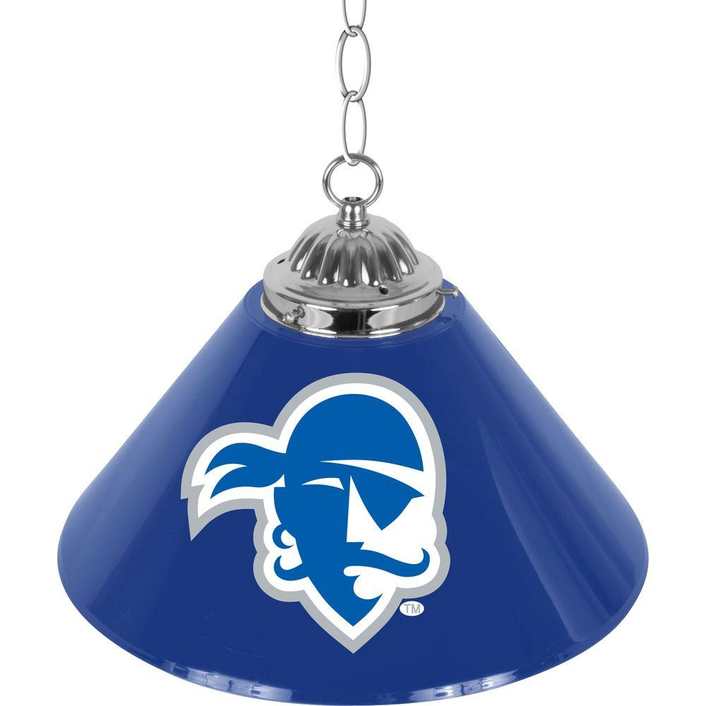 Seton Hall University 14 in. Single Shade Bar Lamp