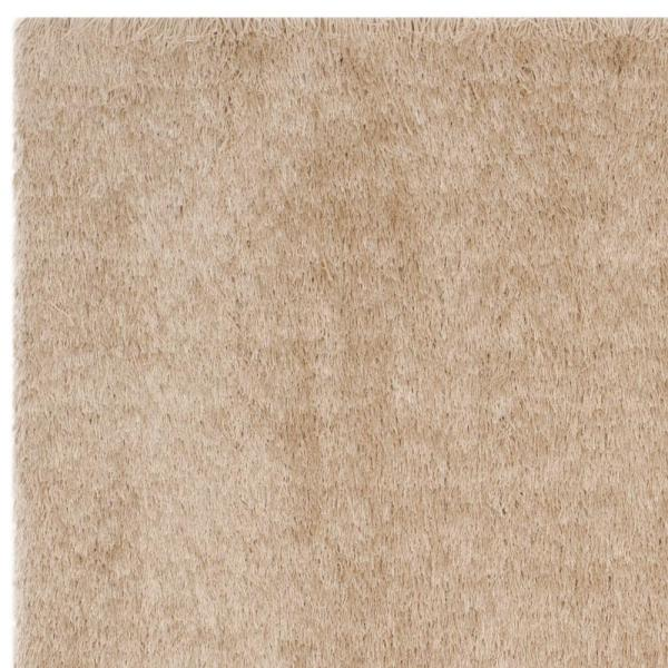 Safavieh Venice Shag Champagne 8 Ft X 8 Ft Square Area Rug Sg256c 8sq The Home Depot