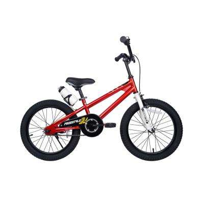 18 in. Wheels Freestyle BMX Kid's Bike, Boy's Bikes and Girl's Bikes in Red