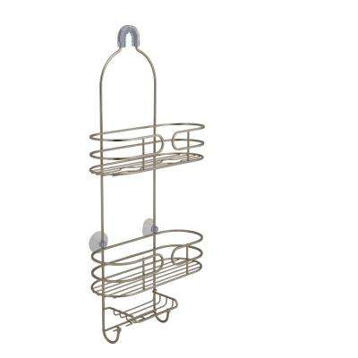Park Avenue Shower Caddy in Satin