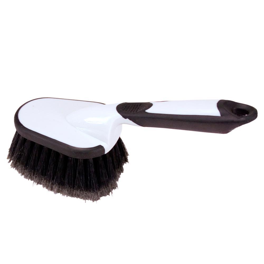 Detailer's Choice Short Handle Soft Body Brush